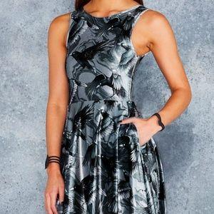 BNWT Ravenous Velvet Princess Midi Dress XL
